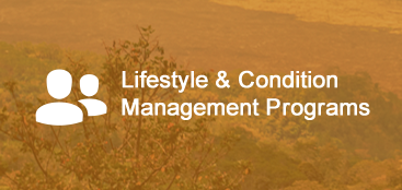 Lifestyle & Condition Management Programs